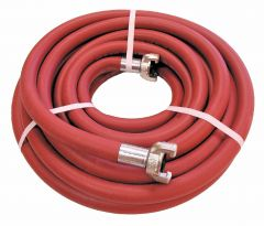 "3/4"" x 50ft 2-LUG EPDM Rubber Air Hose 1/EA"