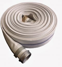 "2-1/2""x 50ft M&F NPSH Mill SJ Discharge Hose 1/EA"