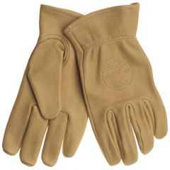 KLEIN Cowhide Work Gloves Medium