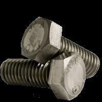 """1 1/2""""-6x5 1/2"""",(Partial Thread) HEX BOLTS A307 GRADE A COARSE LOW CARBON PLAIN (Bulk Qty: 15pcs  )"""