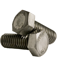 "1/2""-13x28"",6"" THD HEX BOLTS A307 GRADE A COARSE LOW CARBON PLAIN (Bulk Qty: 35pcs  )"