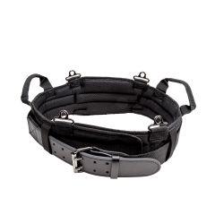 KLEIN Tradesman Pro Padded Tool Belt, Large