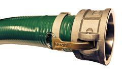 """1-1/2"""" x 20ft Camlock C&E PVC Suction Hose 1/EA"""