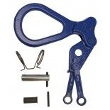 CAMPBELL SHACKLE KIT,2 TON GX CLAMP