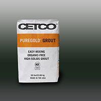 PUREGOLD GROUT-High-Solids Grout 50LB Bag