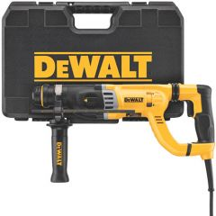 "DEWALT 1 1/8"" D-Handle SDS w/ SHOCKS"