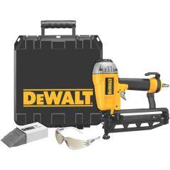 "DEWALT 16 GA 1 1/4""- 2 1/2"" Finish Nailer Kit"