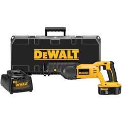DEWALT 18V Recip Saw Kit