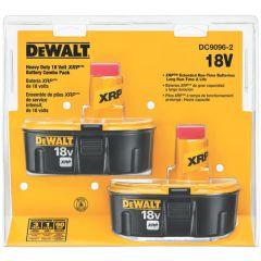 DEWALT 18V  XRP BATTERY PACK COMBO