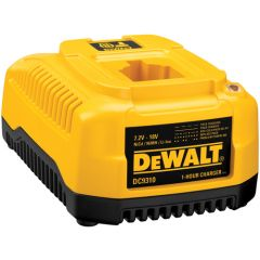 DEWALT Heavy Duty 7.2V - 18V NiCd/NiMH/Li-Ion 1 Hour Charger