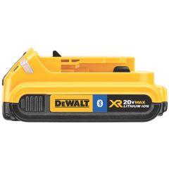 DEWALT 20V MAX XR LI-ION BATTERY W/ BLUETOOTH