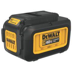 DEWALT DEWALT 40V MAX LITHIUM 4.0AH BAT