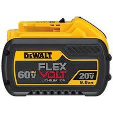 DEWALT 20/60V MAX FLEXVOLT LI-ION 9.0AH