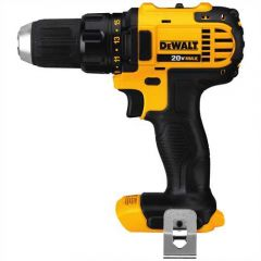 DEWALT 20V MAX COMPACT DRILL/DRIVER (Tool Only)