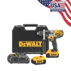 DEWALT 20V MAX Li-Ion Premium Hammerdrill Driver Kit (4.0 Ah)
