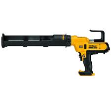 DEWALT 20V 600 ML ADHESIVE GUN BARE