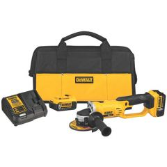DEWALT 20V MAX* Lithium Ion Cut-Off Tool Kit (5.0 Ah)