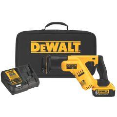 DEWALT 20V MAX* COMPACT Reciprocating Saw Kit (5.0Ah)