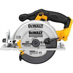 """DEWALT 20V MAX 6-1/2"""" CIRCULAR SAW (Tool Only)"""