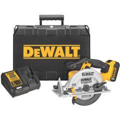 DEWALT 20V MAX* Lithium Ion Circular Saw Kit (5.0 Ah)