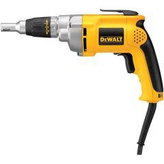 DEWALT 0-2500 rpm VSR Drywall Screwdriver 6.5 amp