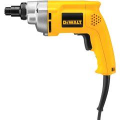 DEWALT 0-2500 rpm VSR Positive Clutch® Screwdriver 6.5 amp