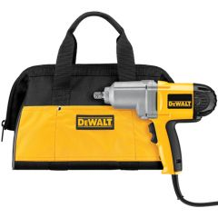 "DEWALT 1/2"" Impact Wrench Kit w/Detent Pin Anvil"