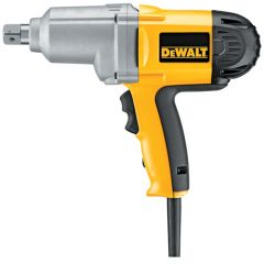 "DEWALT 3/4"" Impact Wrench w/Detent Pin Anvil"