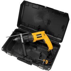 """DEWALT 1/2"""" VSR Dual Range Hammerdrill Kit 7.2 amp"""