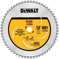 """DEWALT 12"""" 60T Saw blade"""
