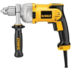 "DEWALT 1/2"" VSR Pistol Grip Drill with E-Clutch Anti-Lock Control"