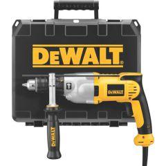 "DEWALT 1/2"" 2 Seed Pistol Grip Hammerdrill with Kit Box"