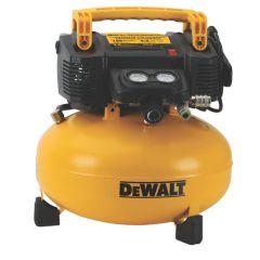 DEWALT DeWalt 6 Gallon 165psi Low Noise Pancake Compressor
