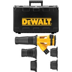 DEWALT Large Hammer Chipping Dust Extraction