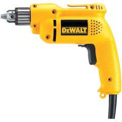 """DeWALT 3/8"""" VSR Drill 120V Keyed Chuck 1/EA"""