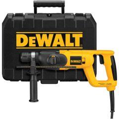"DeWALT 7/8"" D Handle Compact SDS + Rotary Hammer Kit"