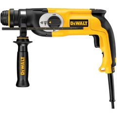 "DeWALT 1"" Pistol Grip Three Mode SDS + Hammer 1/EA"