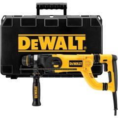 "DeWALT 1"" D-Handle SDS + Rotary Hammer Kit 1/EA"