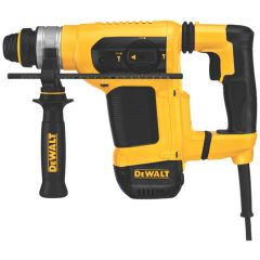 "DeWALT 1-1/8"" SDS+ Combo Hammer w/ Shocks Active Vibration 1/EA"
