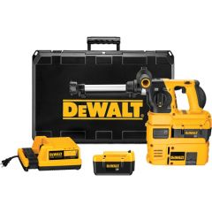 DeWALT 36V SDS+ Rotary Hammer Kit & Dust Extraction System 1/EA