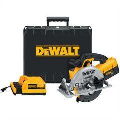 "DeWALT 7-1/4""36V Cordless Li-Ion Circular Saw Kit 1/EA"