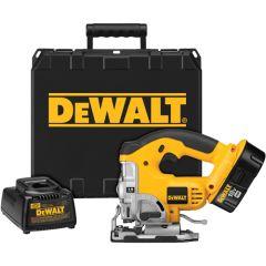 DeWALT 18V Cordless Jig Saw Kit  1/EA
