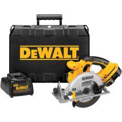"DeWALT 6-1/2"" 18V Cordless Circular Saw Kit 1/EA"
