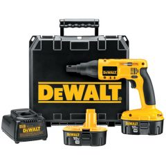 DeWALT 18V XRP™  Drywall/Deck Screwdriver Kit 1/EA