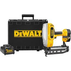 """DeWALT 18V Cordless XRP™ 1-1/4"""" - 2-1/2"""" 16 Gauge Kit 1/EA"""