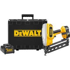 """DeWALT 18V Cordless XRP™ 1-1/4"""" - 2-1/2"""" 16 Gauge 20° Kit 1/EA"""