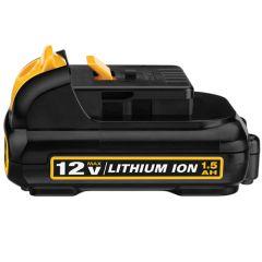 DeWALT 12V MAX* Lithium Ion Battery Pack 1/EA