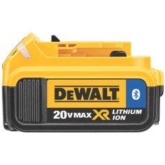 DeWALT 20V MAX* Battery Adapter w/Bluetooth For 18V Tools 1/EA