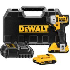 "DeWALT 20V Max* XR Li-Ion 3-Speed 1/4"" Impact Driver 1/EA"