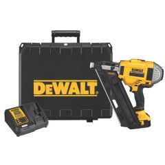 DeWALT 20V MAX* XR Lithium Ion Framing Nailer Kit 1/EA